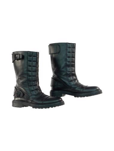 Siyah Belstaff Çizme