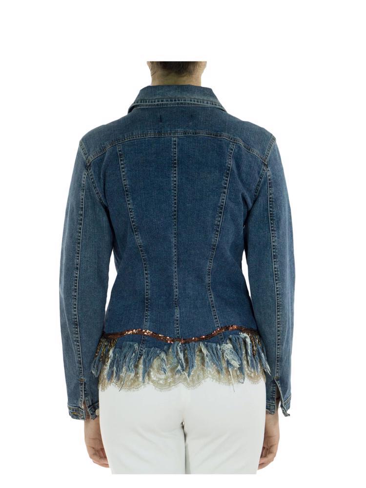 Mavi O Jeans Jean Ceket