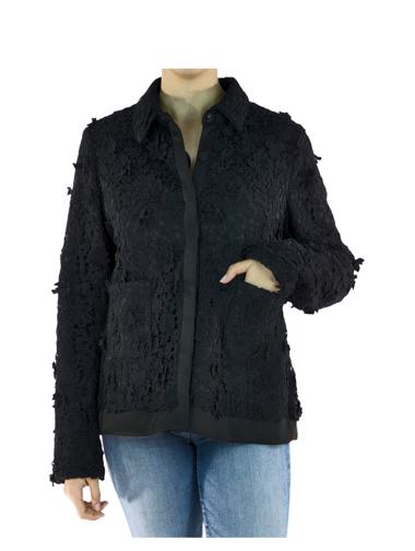 Siyah Twin-set Ceket