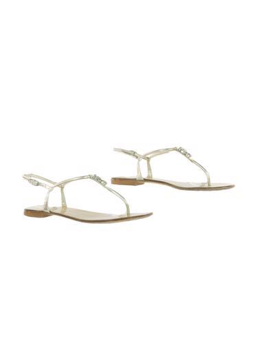 Gümüş Giuseppe Zanotti Ayakkabı