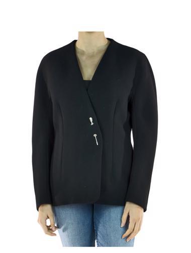Siyah Balenciaga Ceket