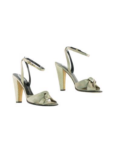 Bej Vera Wang Ayakkabı