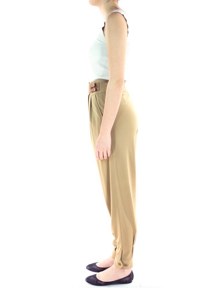 Bej Ralph Lauren Pantolon