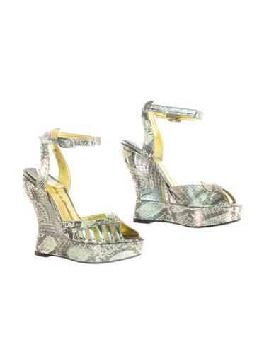 Krem Terry de Havilland Ayakkabı