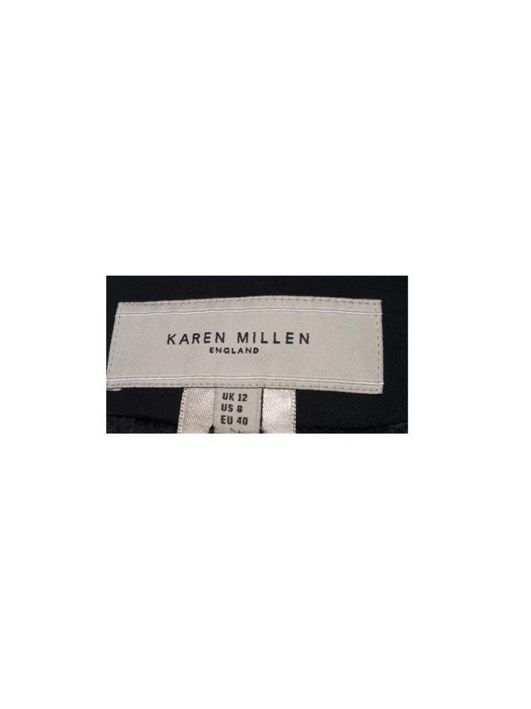 Siyah Karen Millen Pantolon - Ceket