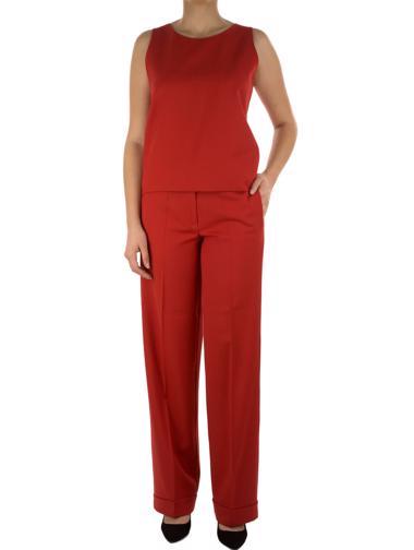 Kırmızı Hakaan Pantolon - Bluz