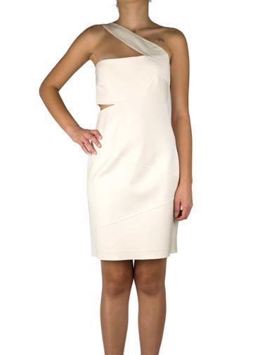 Krem Michael Kors Elbise