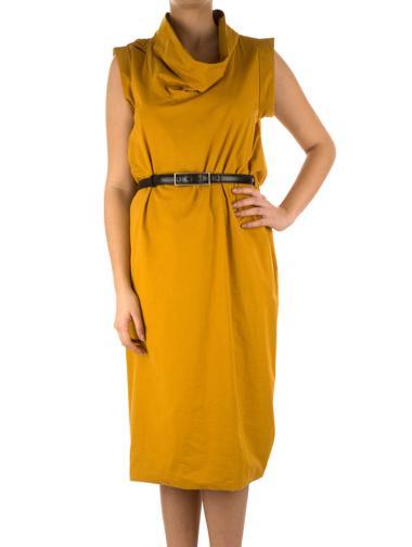 Sarı Bottega Veneta Elbise