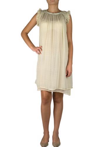Krem Zadig&Voltaire Deluxe Elbise