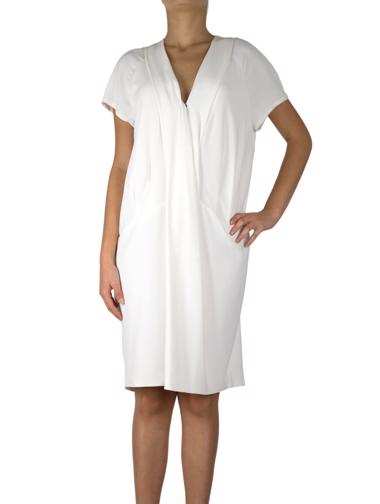 Beyaz Comptoir des Cotonniers Elbise