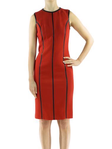 Kırmızı Michael Kors Elbise