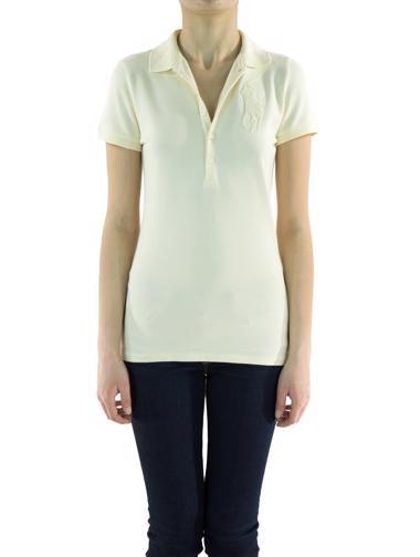 Krem Ralph Lauren T-Shirt