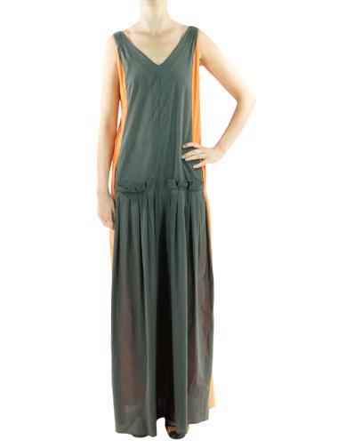 Yeşil Marni Elbise
