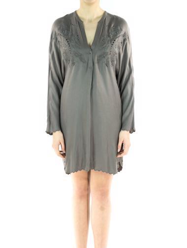 Gri Zadig&Voltaire Deluxe Elbise / Tunik