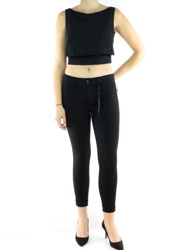 Siyah J Brand Jean Pantolon