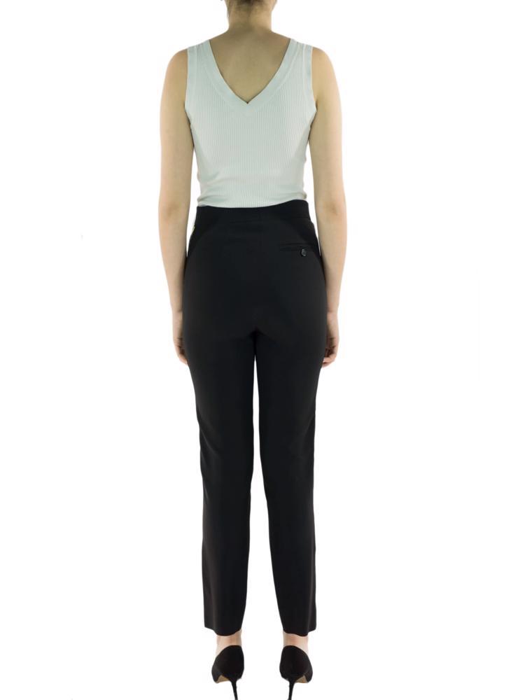 Siyah Celine Pantolon