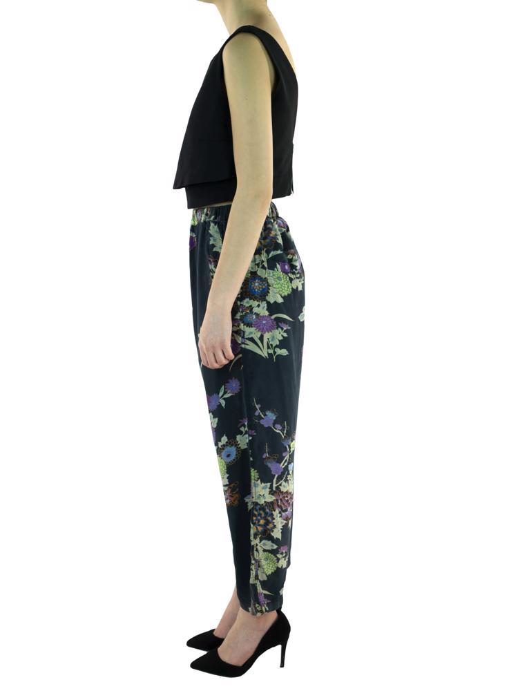 Lacivert Isabel Marant Pantolon