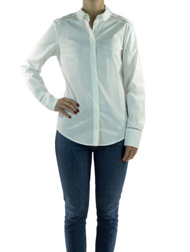 Beyaz Maxmara Max&Co Gömlek
