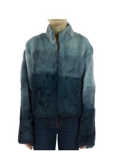 Mavi Khamsin Kürk Ceket