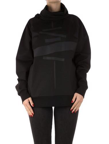 Siyah Hyperfolk Sweatshirt