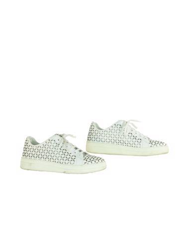 Beyaz Alaia Ayakkabı