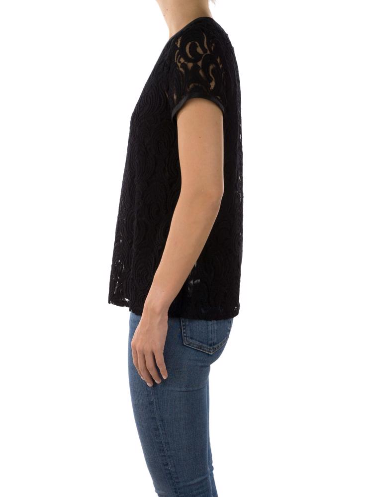 Siyah DKNY Bluz