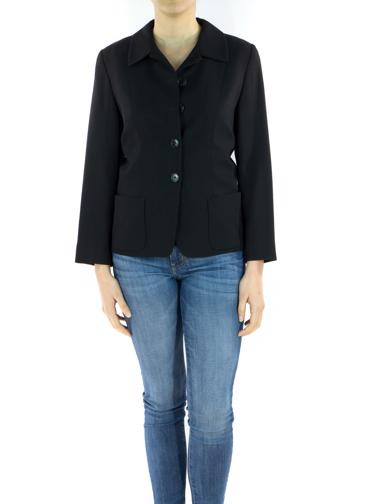 Siyah Maxmara Ceket
