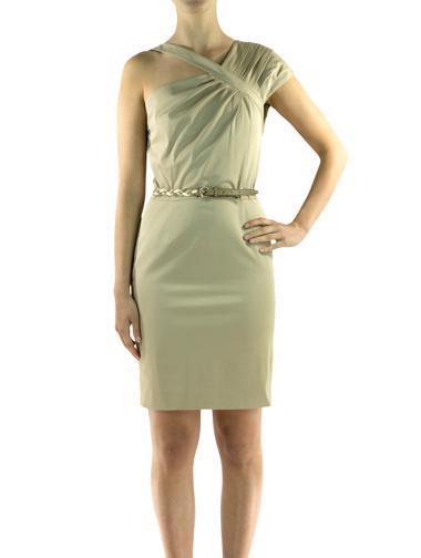 Bej Christian Dior Elbise