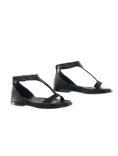 Siyah Ann Demeleumeester Ayakkabı