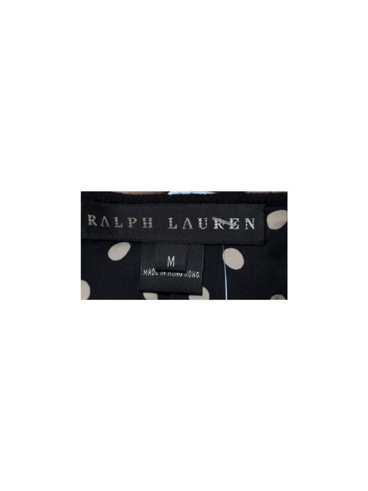 Siyah Ralph Lauren Hırka