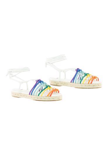 Çok_Renkli Chloe Ayakkabı