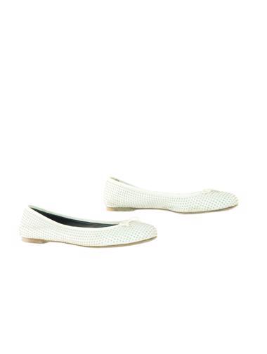 Beyaz Yves Saint Laurent Ayakkabı
