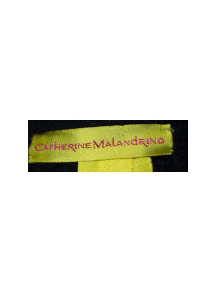 Siyah Catherine Malandrino Hırka