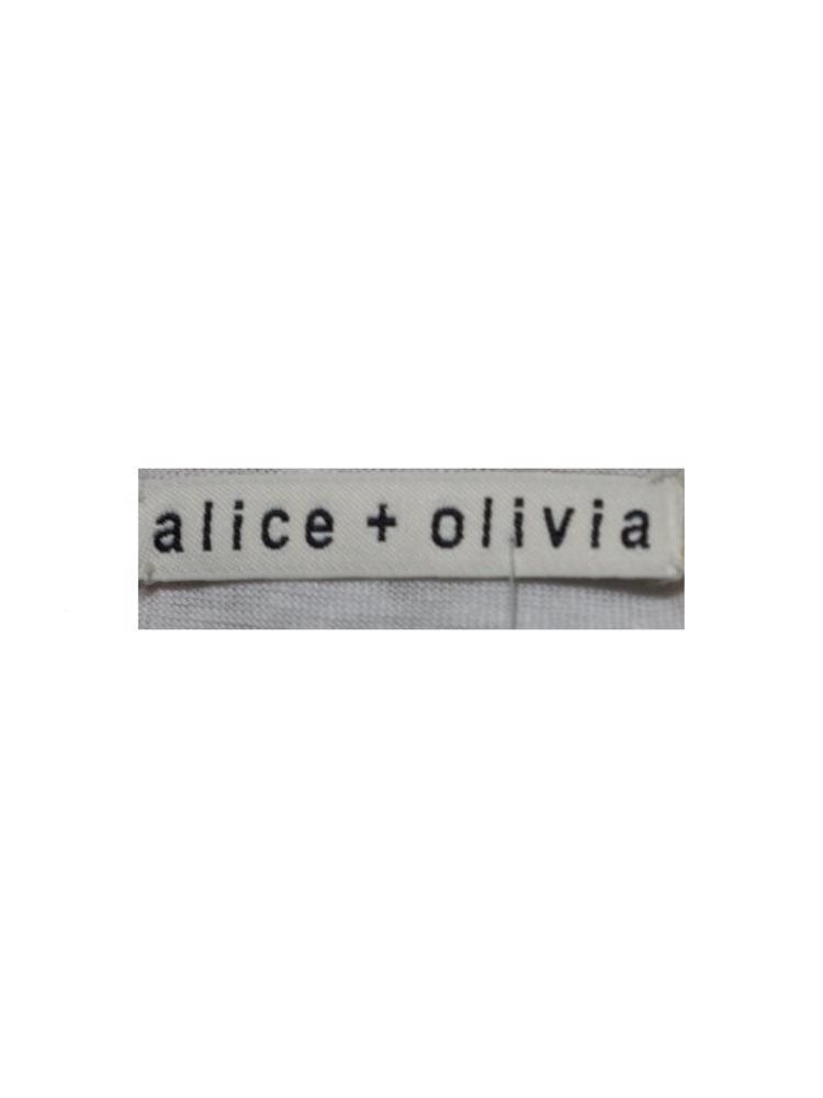Beyaz Alice&Olivia Bluz