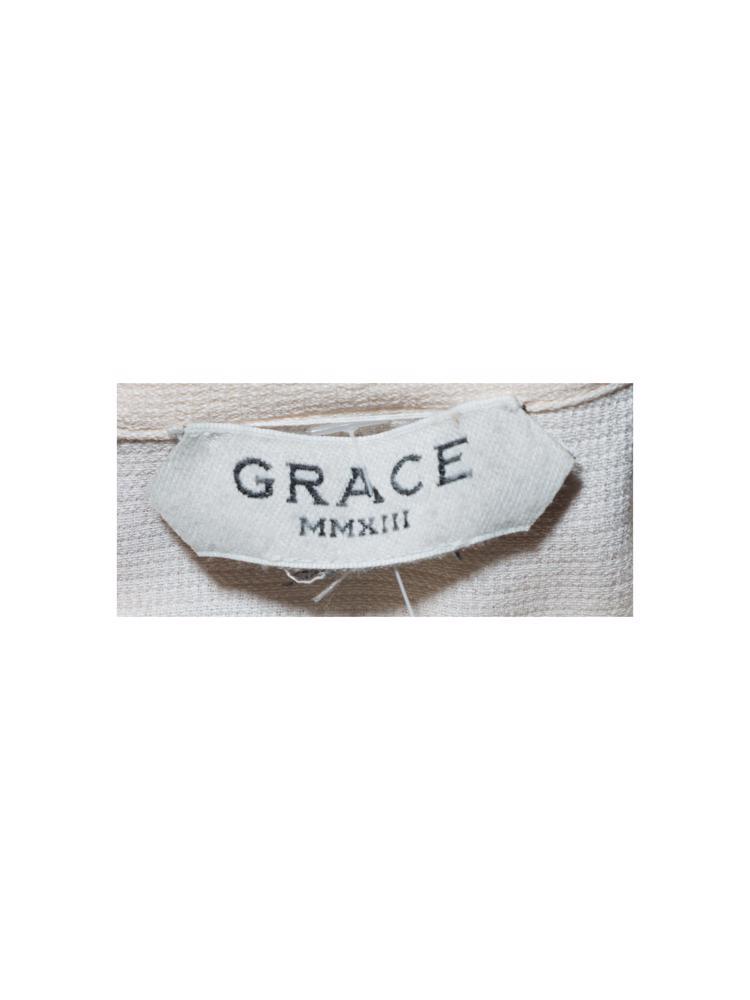 Bej Grace Elbise
