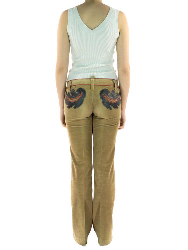 Bej Dsquared Pantolon