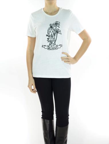 Beyaz Scotch&Soda T-Shirt