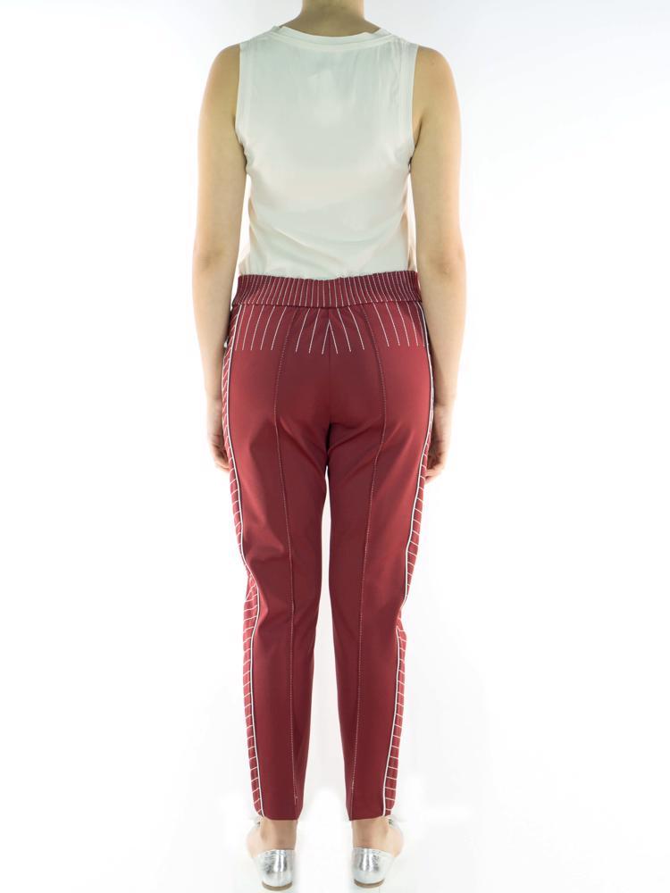 Kırmızı Valentino Pantolon