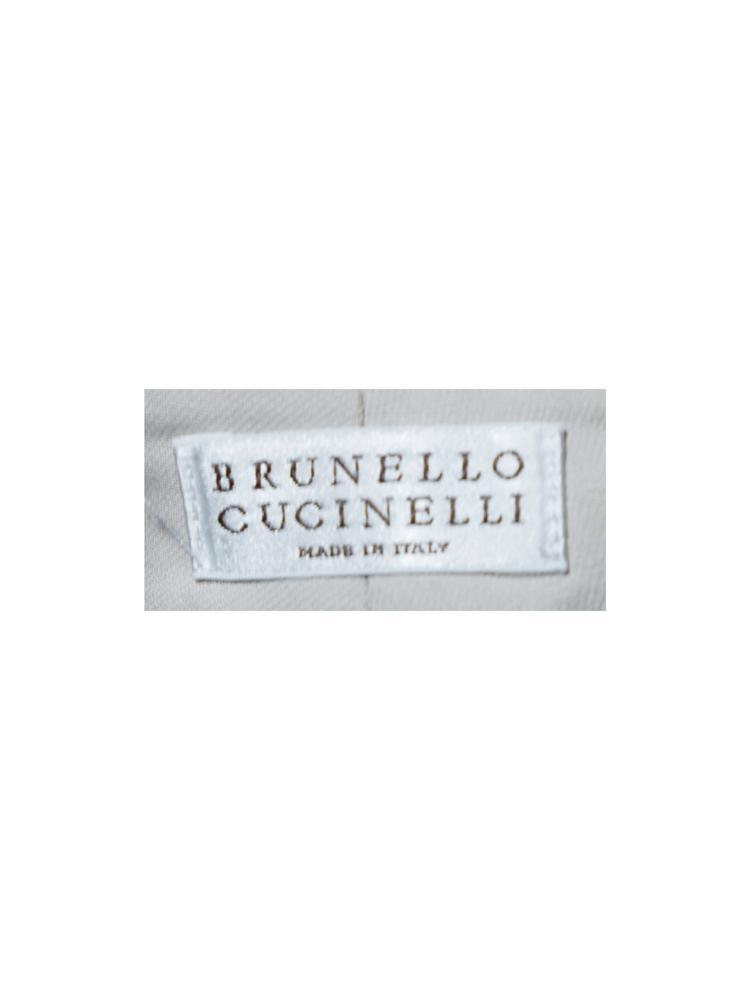 Krem Brunello Cucinelli Pantolon