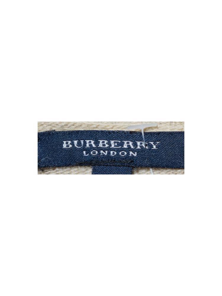 Bej Burberry Hırka