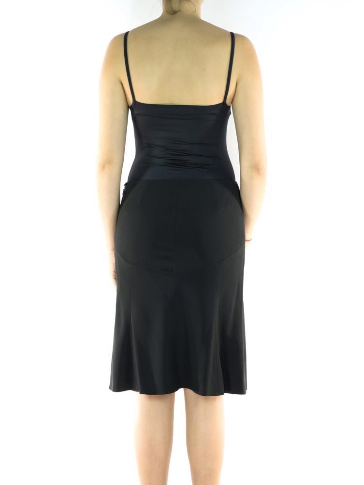 Siyah Moschino Etek - Ceket