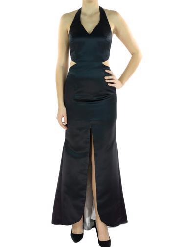Siyah Fame Elbise