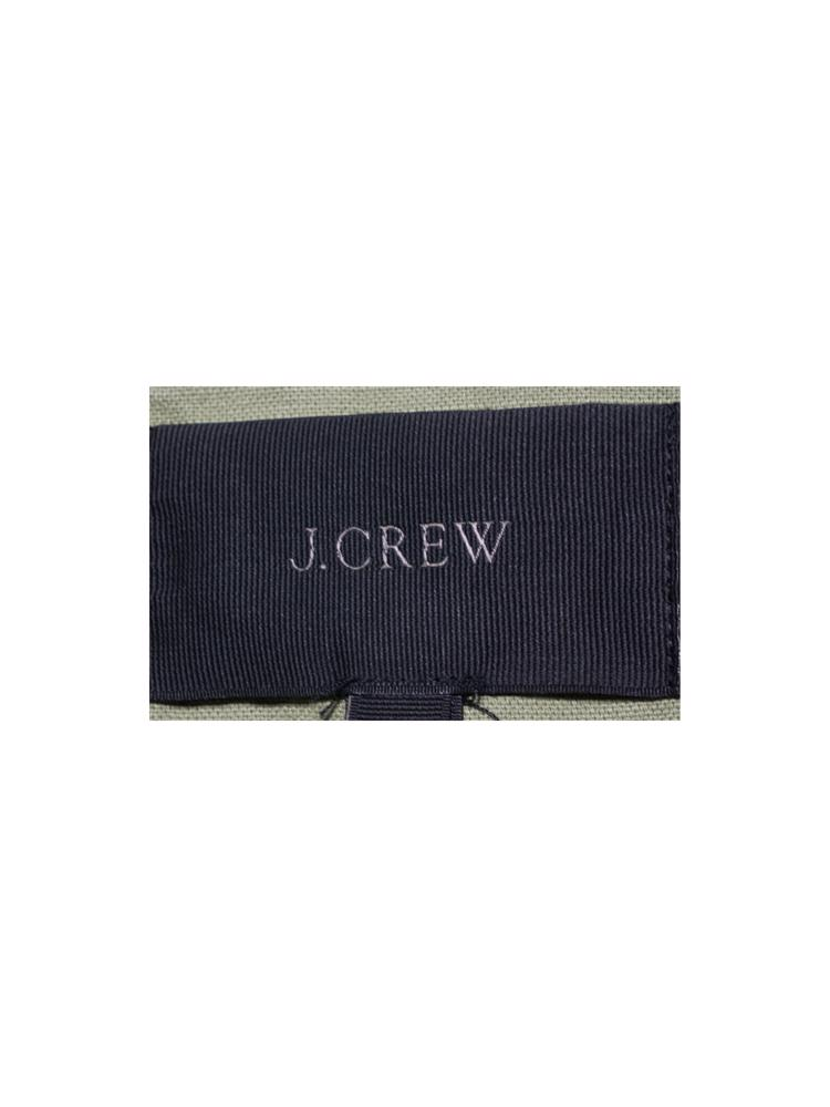 Yeşil J.Crew Jean Ceket