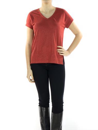 Kırmızı Berenice T-Shirt