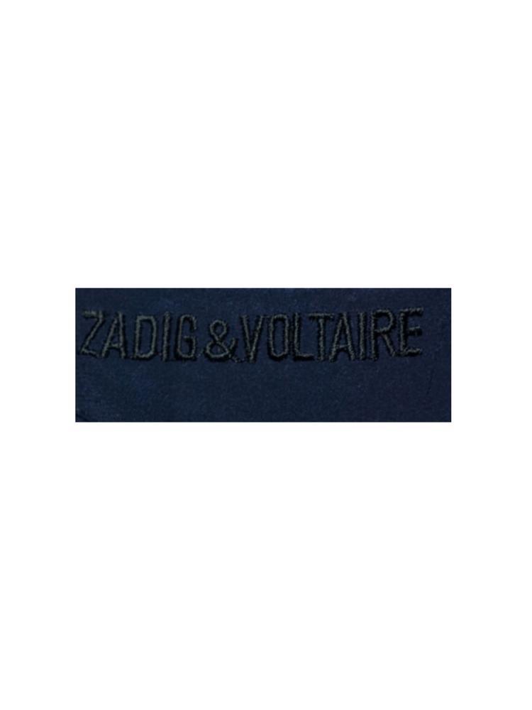 Lacivert Zadig&Voltaire Bluz