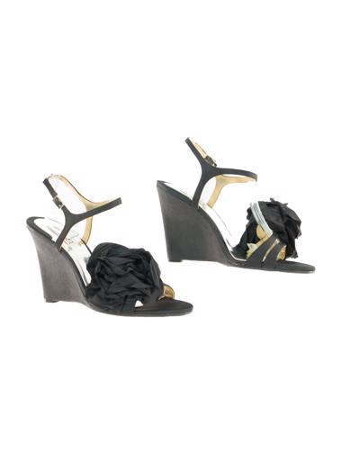 Siyah Badgley Mischka Ayakkabı
