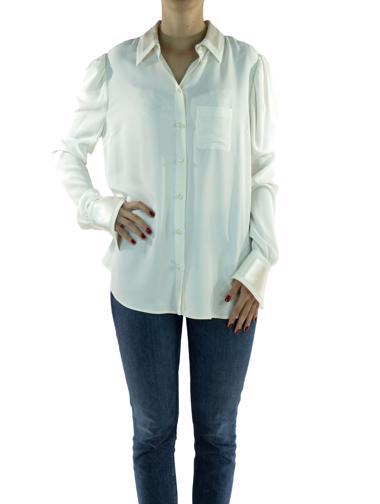 Beyaz Altuzarra Gömlek