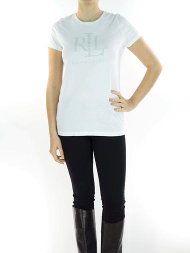 Beyaz Lauren by Ralph Lauren T-Shirt