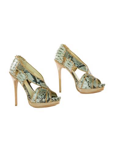 Yeşil Alexandre Birman Ayakkabı