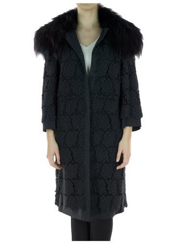 Siyah Dolce&Gabbana Palto
